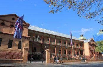 Parliament House Sydney Australia