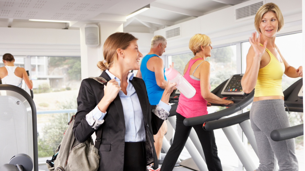 Corporate gym membership - Fringe Benefit
